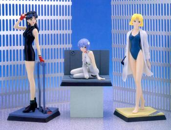 Evangelion Angel Attack Collection Figure A