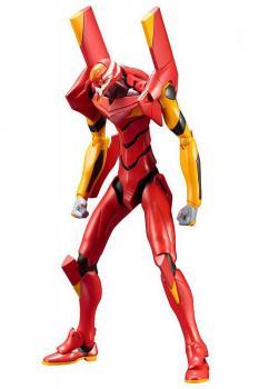 Neon Genesis Evangelion Plastic Model Kit - Eva Type-02 Tv Ver.