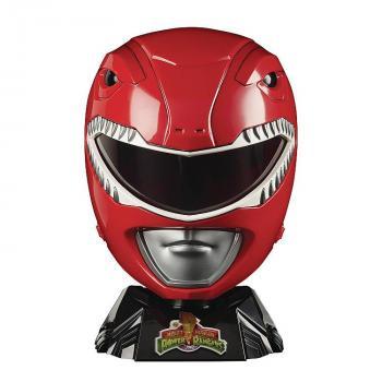 Power Rangers Lightning MMPR Red Ranger Helmet