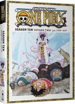 One Piece Season 10 Part 02 DVD