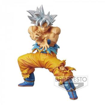 Dragonball Super DXF the Super Warriors PVC Figure - Ultra Instinct Goku Special Ver.