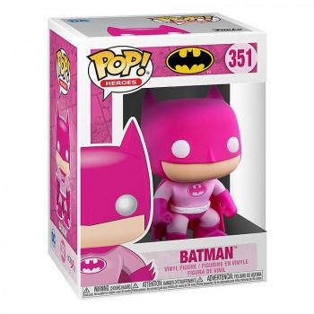 Batman Pop Vinyl Figure - Batman (Breast Cancer Awareness)