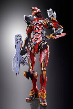 Neon Genesis Evangelion Metal Build Action Figure - Eva-02 Production Model Eva 2020 Ver.