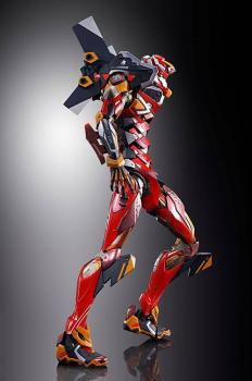 Neon Genesis Evangelion Metal Build Action Figure - Eva-02 Production Model Eva 2020 Ver.