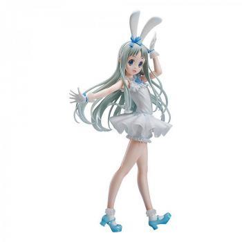 Ano Hi Mita Hana No Namae O Bokutachi Wa Mada Shiranai PVC Figure - Menma Rabbit Ears Ver. 1/4
