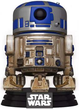 Star Wars Pop Vinyl Figure - R2-D2 (Dagobah) (Special Edition)