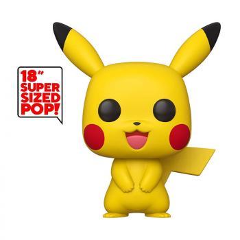 Pokemon Super Sized Pop Vinyl Figure - Pikachu (45 cm)