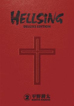 Hellsing Deluxe Edition HC vol 02 GN Manga