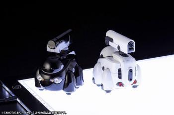 Maruttoys Plastic Model Kit - Tamotu (White Version) 1/12