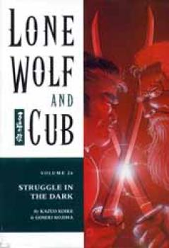 Lone wolf and cub vol 26 Battle in the dark TP