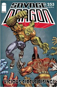 SAVAGE DRAGON #253 (MR)
