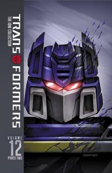 TRANSFORMERS IDW COLLECTION PHASE 2 VOL. 12 (HARDCOVER)