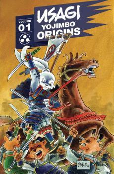USAGI YOJIMBO ORIGINS VOL. 01 (TRADE PAPERBACK)