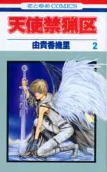 Angel sanctuary manga 02