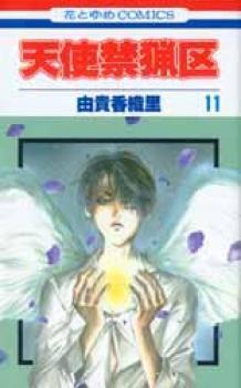Angel sanctuary manga 11