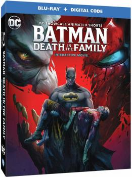 Batman Death In The Family Blu-Ray