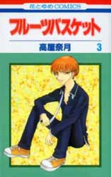 Fruits basket manga 03