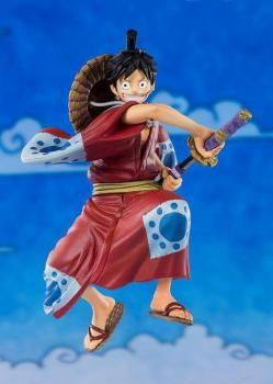 One Piece FiguartsZERO PVC Figure - Monkey D. Luffy (Luffytaro)