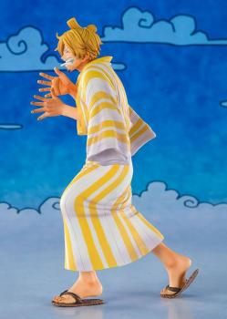 One Piece FiguartsZERO PVC Figure - Sanji (Sangoro)