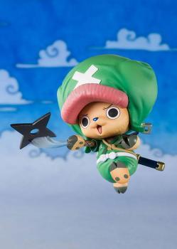 One Piece FiguartsZERO PVC Figure - Tony Tony Chopper (Chopaemon)