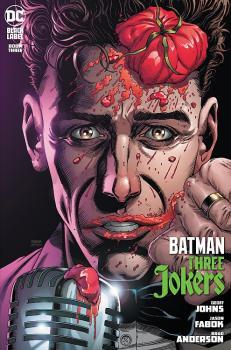 BATMAN THREE JOKERS #3 (OF 3) PREMIUM VAR H STAND-UP COMEDIAN (MR) (READ NOTE)