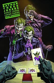 Batman: Three Jokers (MR) (Hardcover)