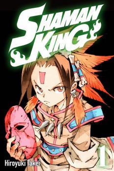 Shaman King Omnibus vol 01 GN Manga