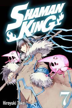 Shaman King Omnibus vol 03