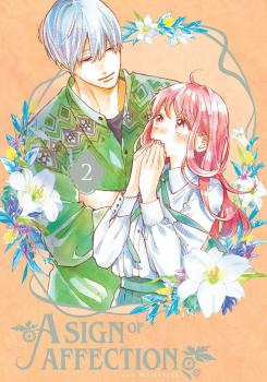 A Sign of Affection vol 02 GN Manga