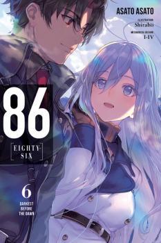 86 EIGHTY-SIX vol 06 Light Novel