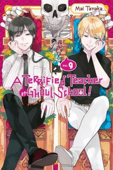 Terrified Teacher at Ghoul School vol 09 GN Manga