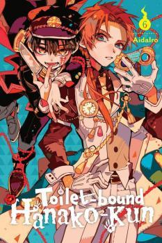 Toilet-bound Hanako-kun vol 06 GN Manga