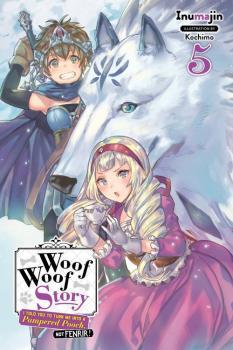 Woof Woof Story vol 05 Light Novel