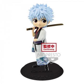 Gintama Q Posket Mini Figure - Gintoki Sakata Ver. A