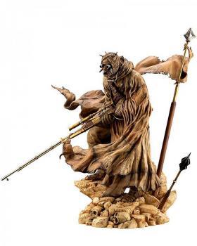 Star Wars ARTFX PVC Figure - Tusken Raider Barbaric Desert Tribe Artist Series Ver. 1/7