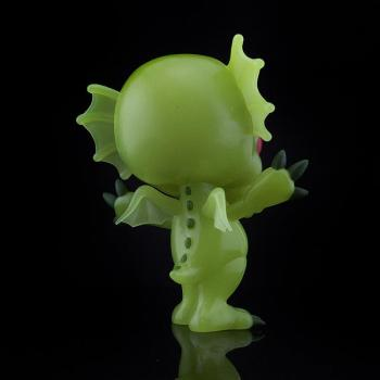 Cryptkins Unleashed Irradiated GITD Cthulhu Figure (HCF 2020 Previews Exclusive)