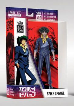 Cowboy Bebop BST AXN Action Figure - Spike Spiegel