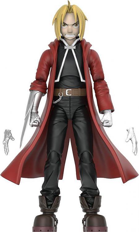 Buy Action Figure - Fullmetal Alchemist BST AXN Action ...