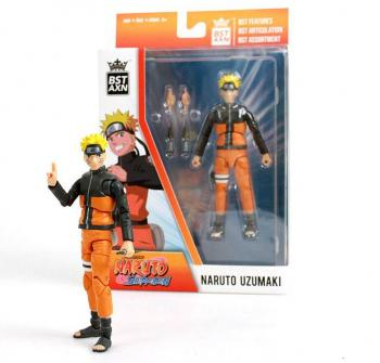 Naruto BST AXN Action Figure - Naruto Uzimaki