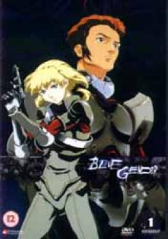 Blue gender vol 1 DVD PAL