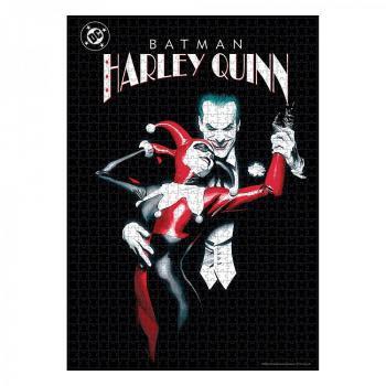 DC Comics Jigsaw Puzzle Joker & Harley Quinn (1000 Pieces)