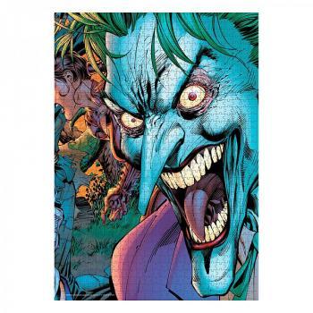 DC Comics Jigsaw Puzzle Joker Crazy Eyes (1000 Pieces)