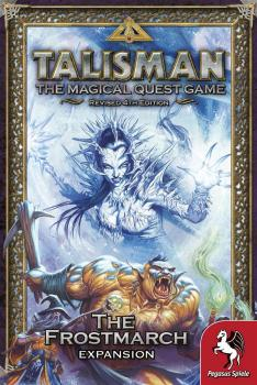 Talisman 4th edition Boardgame Expansion Set The Frostmarch