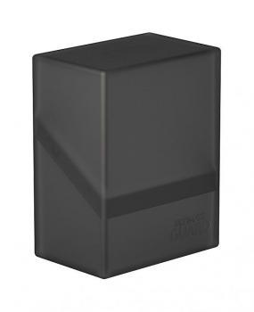 Ultimate Guard Boulder Deck Case 60+ Standard Size Onyx