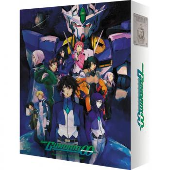 Mobile Suit Gundam 00 Film + OVAs Collector's Edition Blu-Ray UK