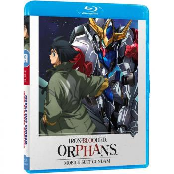 Mobile Suite Gundam Iron-Blooded Orphans Part 02 Blu-Ray UK Collector's Edition