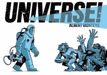 UNIVERSE VOL. 01 (MR) (HARDCOVER)