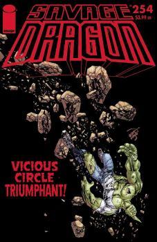 SAVAGE DRAGON #254 (MR)