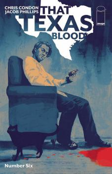 THAT TEXAS BLOOD #6 (MR)