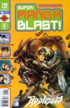 Super manga blast 26